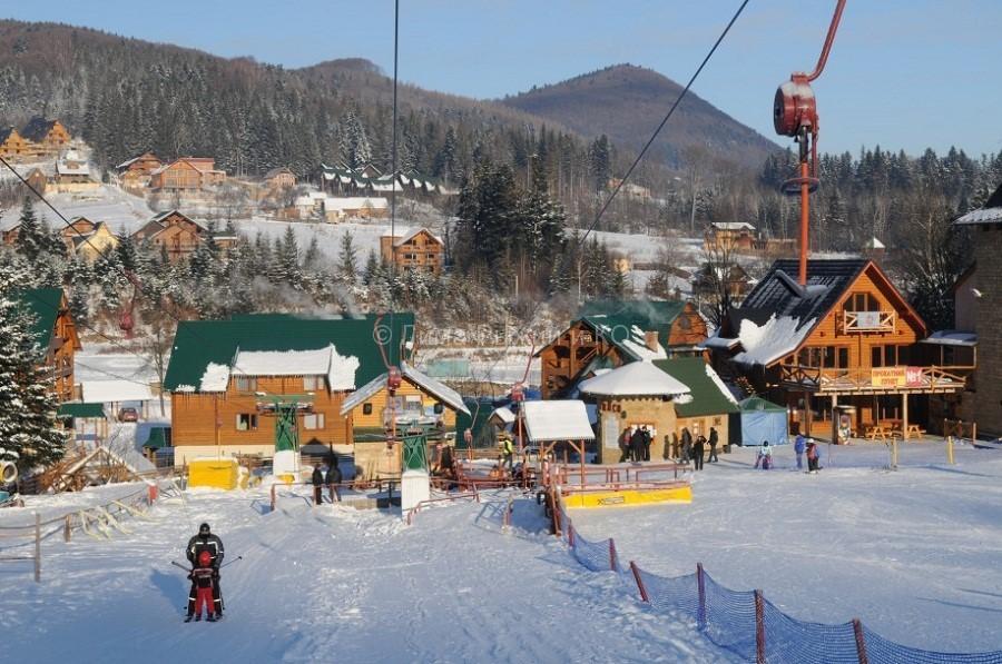 Лыжный курорт Мигово