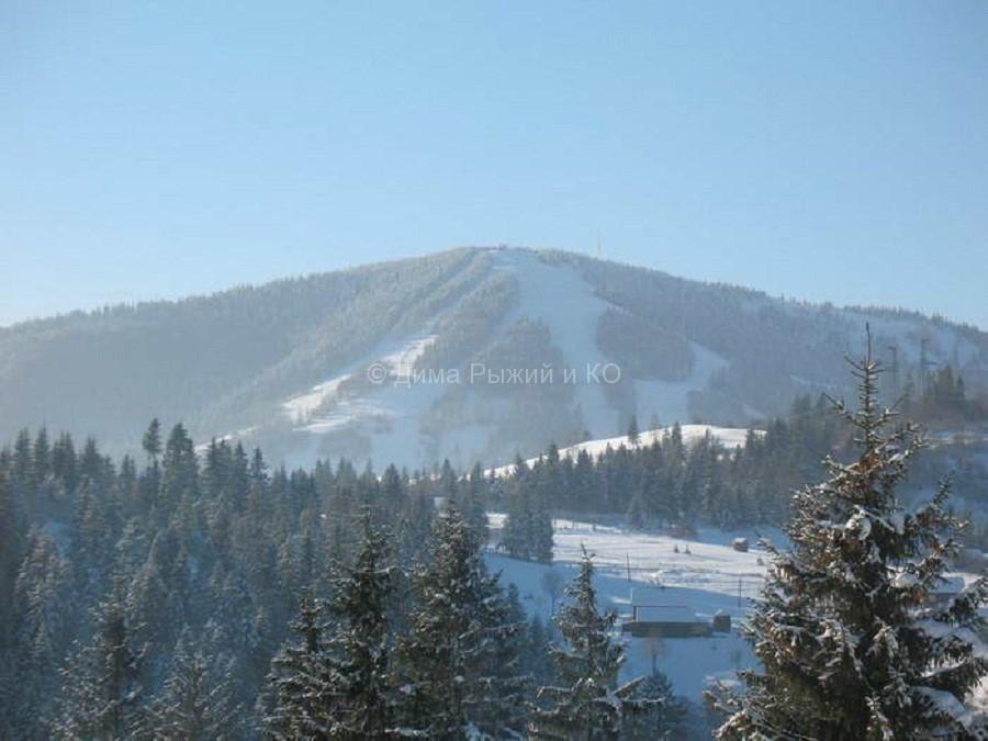 Лыжный курорт Славское
